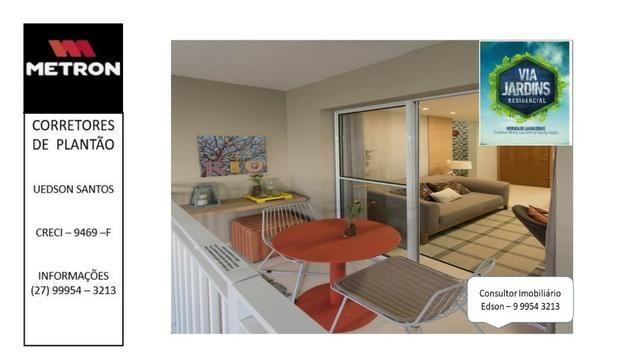 UED-18 - Apartamento 2 quartos em morada de laranjeiras - Foto 12