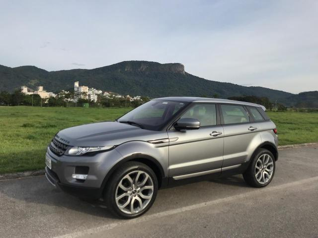Range Rover Evoque 2013 TOP