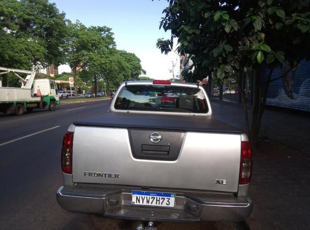 Vendo ou Troco Nissan Frontier - Foto 10