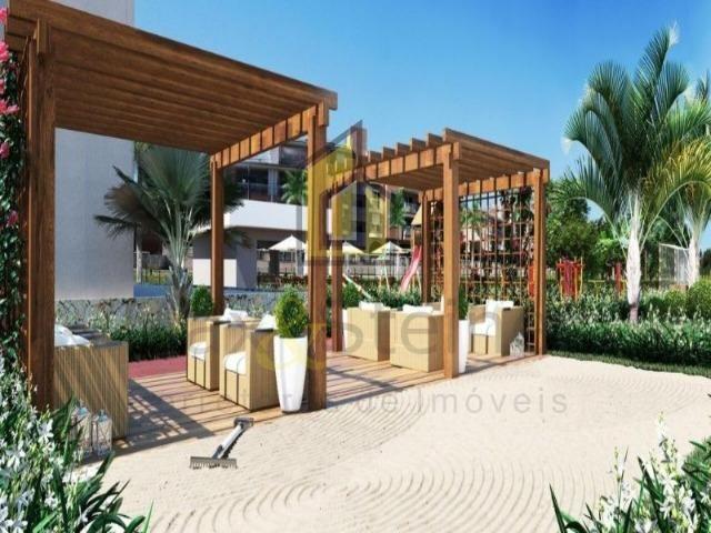 Floripa- Apartamento 2 dorm, espaço garden. alto padrão! * - Foto 3