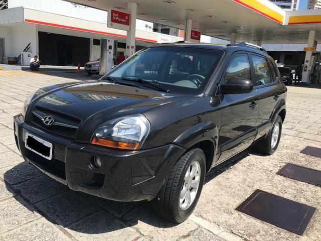 Tucson GLS 2.0 2011 Blindado