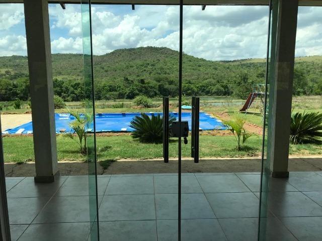 Sítio de 29 hectares com piscicultura formada em Alexânia-GO - Foto 5