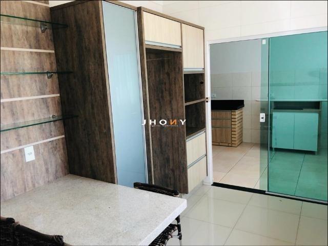 Jd. Brasília, semi mobiliada, casa ampla e aconchegante - Foto 10