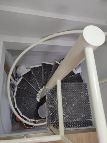Escada Caracol / Espiral ferro - Foto 2