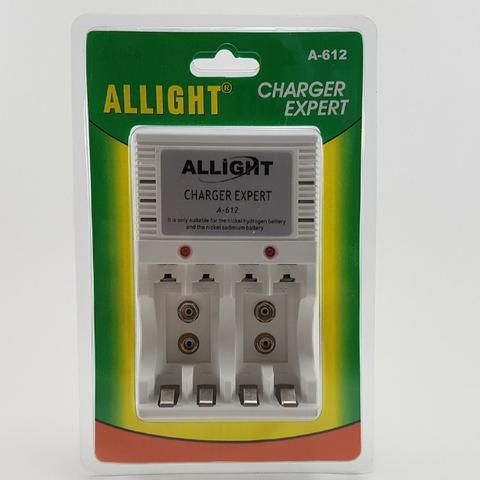 Carregador de Pilha Aa Aaa Bateria 9v Recarregável Bivolt Câmera Digital, MP3, Rádio - Foto 2