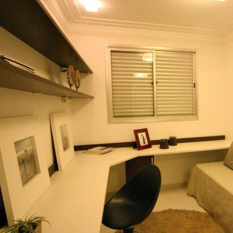 Apartamentoe 3 qtos 1 suite 1 vaga lazer completo, novo aceita financiamento - Foto 17