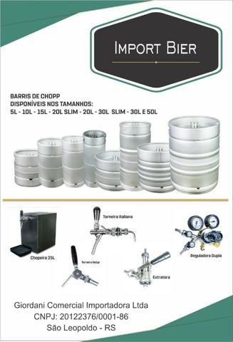 Barris de chope - Com Nota fiscal e garantia - Foto 2