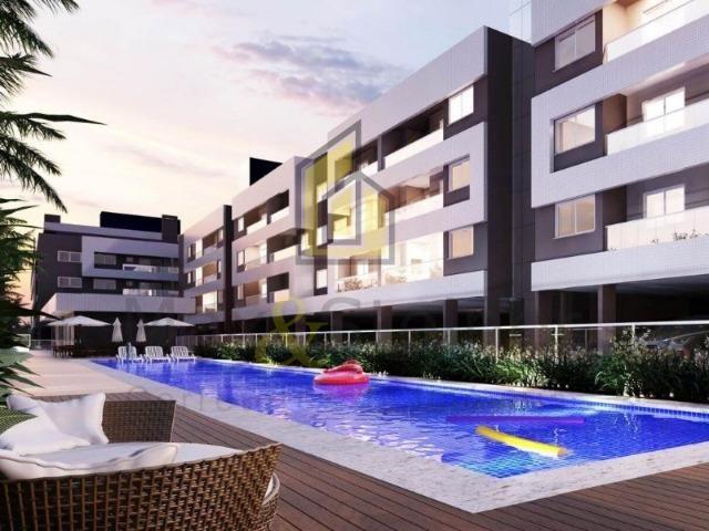 Floripa- Apartamento 2 dorm, espaço garden. alto padrão! * - Foto 15