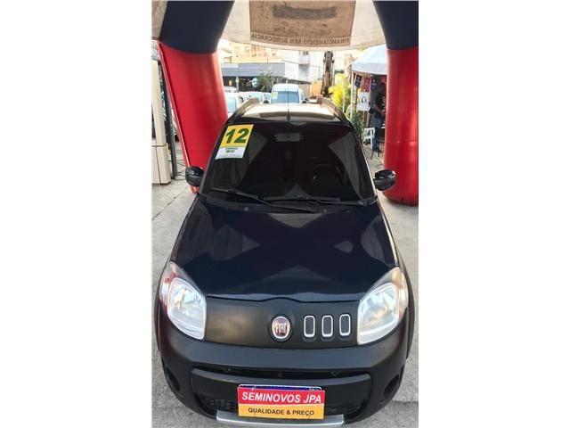 Fiat Uno 1.0 way 8v flex 4p manual - Foto 2