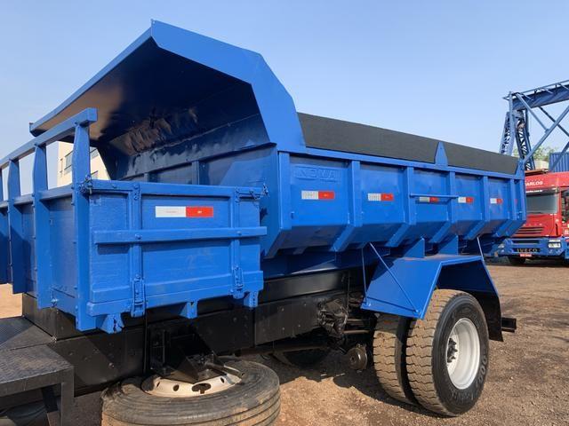 Caminhão Internacional 4700 Caçamba - Foto 5
