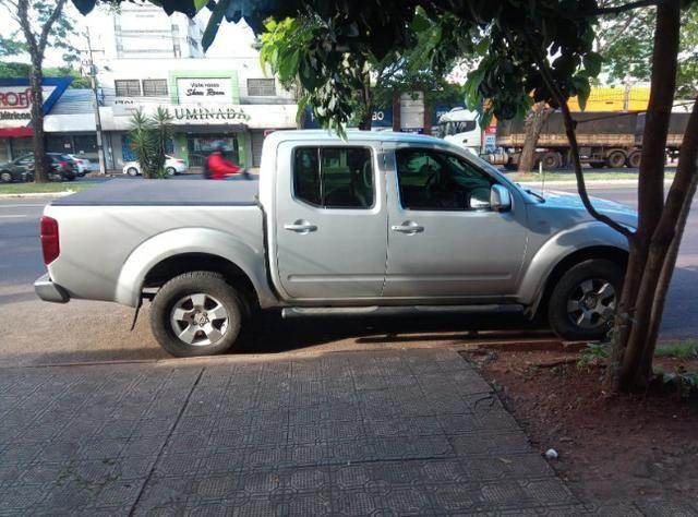 Vendo ou Troco Nissan Frontier - Foto 15