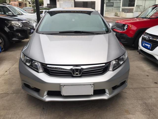 HONDA CIVIC 2012/2012 1.8 LXL 16V FLEX 4P MANUAL - Foto 2