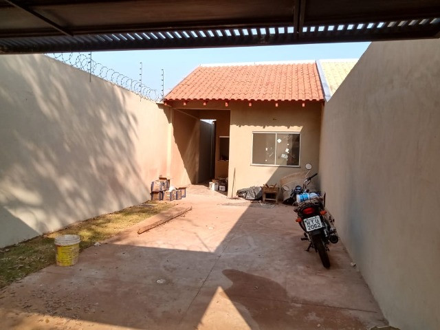 Linda Casa Nova Campo Grande No Asfalto - Foto 8