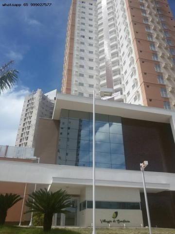 Apartamento para Venda em Cuiabá, Duque de Caxias, 3 dormitórios, 1 suíte, 2 banheiros, 2  - Foto 3