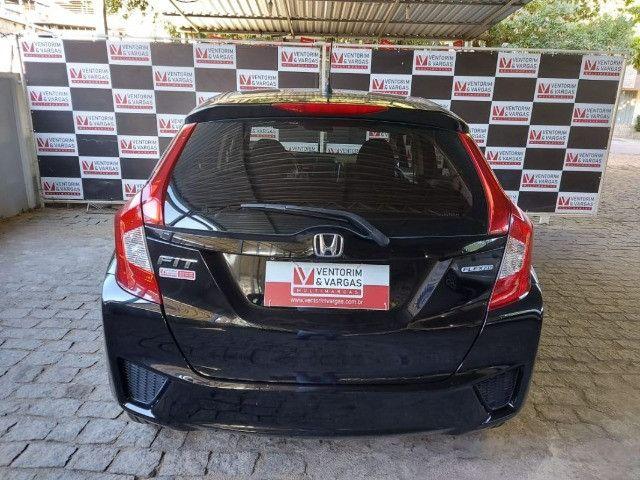 Honda/Fit EX 1.5 Preto 2014/2015 super conservado - Foto 6