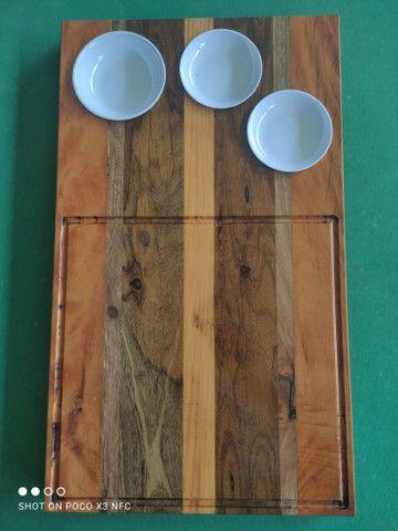 Tábua de madeira pura - Foto 3