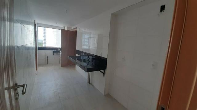09-Boa viagem,novo,97m,3 quartos,1 suite,2 vgs,lazer,localização privilegiada - Foto 15