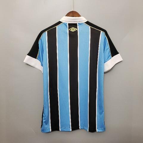 Camisa Grêmio Home 19/20 - Foto 2