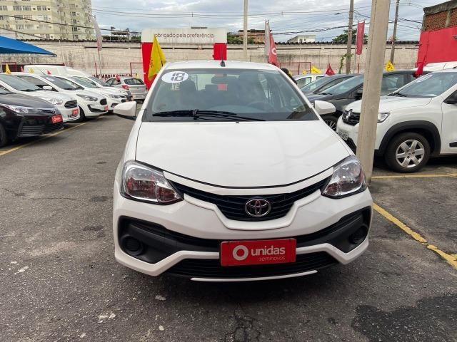 Etios Sedan X 1.5 2018 IPVA + Transferência Grátis!