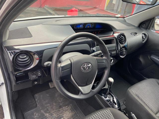 Etios Sedan X 1.5 2018 IPVA + Transferência Grátis! - Foto 7
