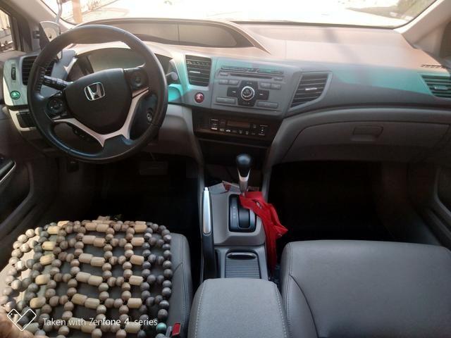 Honda Civic ler 2.0 ano 2014 - Foto 6