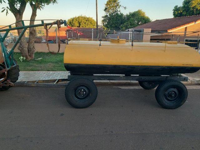 Tanque de agua 4 mil litros
