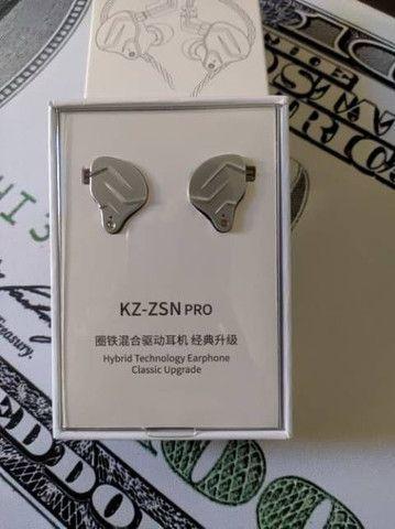 Fone KZ ZSN Pro Dual Drive Monitor