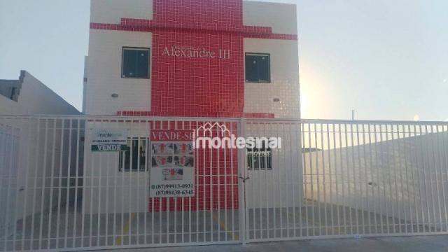 Apartamento com 2 quartos à venda por R$ 140.000 - Manoel Camelo - Garanhuns/PE - Foto 3