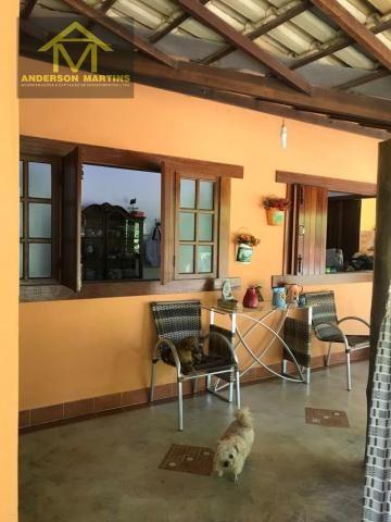 Chácara à venda com 3 dormitórios em Village do sol, Guarapari cod:15917 - Foto 15
