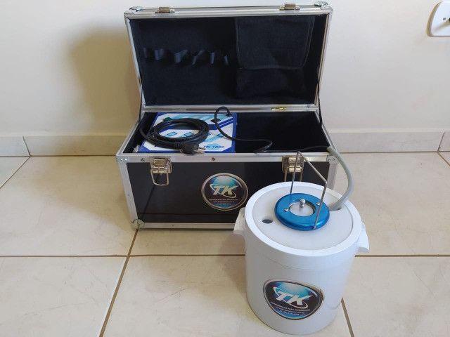 Congelador de Embriões TK 1000 - Bovinos e Equinos - R$5.000,00 - Foto 5