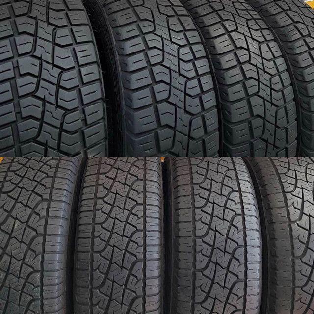 ?pneus semi novos 245/35-20 - Foto 5