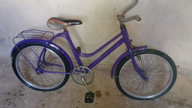 Bicicleta infantil aro 20 original. Para Seu Filho ou Filha