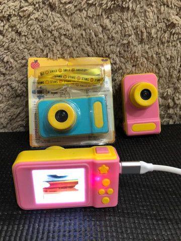 Promoção Mini Câmera com Entrada para Cartão de Memoria, Nova, Entregamos - Foto 2