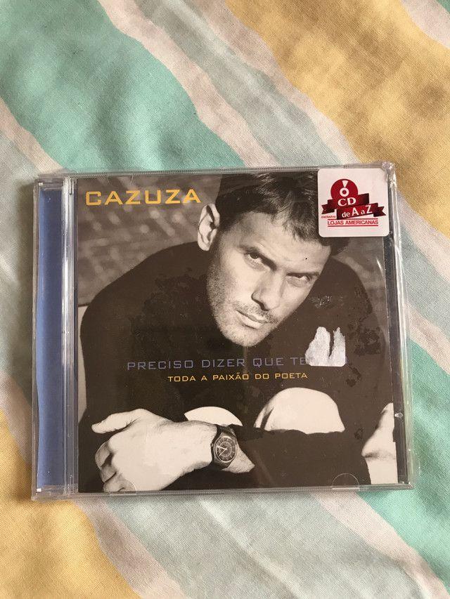 CD Cazuza NOVO!!