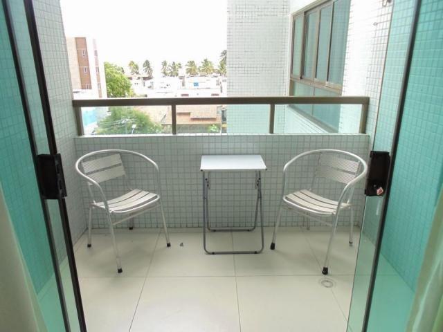 Apartamento para alugar com 2 dormitórios em Tambaú, João pessoa cod:20857 - Foto 4