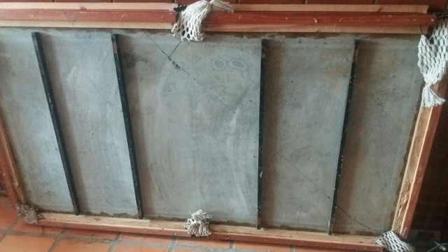 Mesa sinuca - para conserto - Foto 3