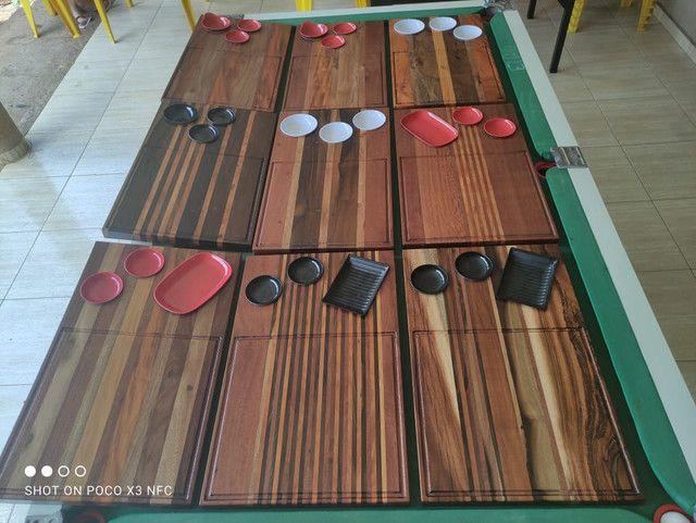 Tábua de madeira pura - Foto 4