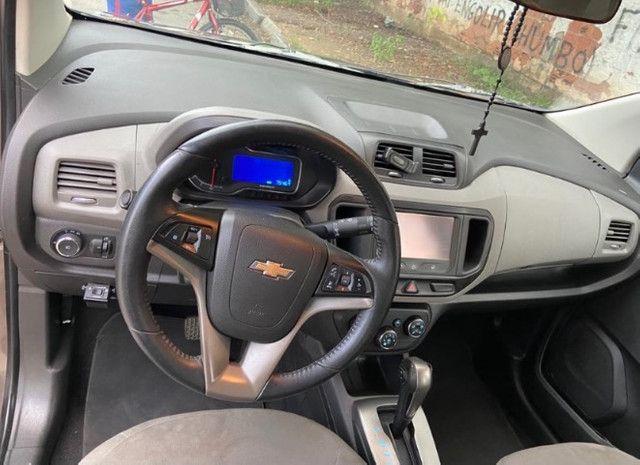 Chevrolet Spin Ltz AT 7L top linha - Foto 6