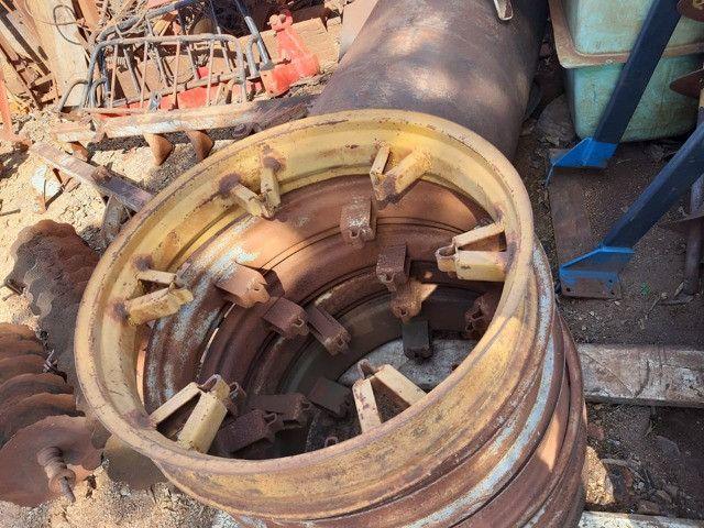 Rodas de pneus finos - Foto 4