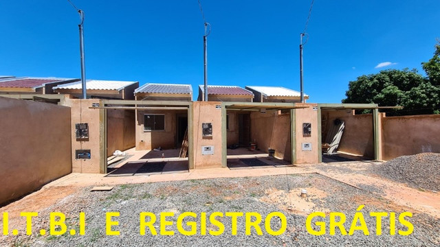 Linda Casa Aero Rancho Incluso I.T.B.I e registro