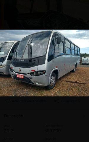 Micro-ônibus Marcopolo Sênior 28 lugares