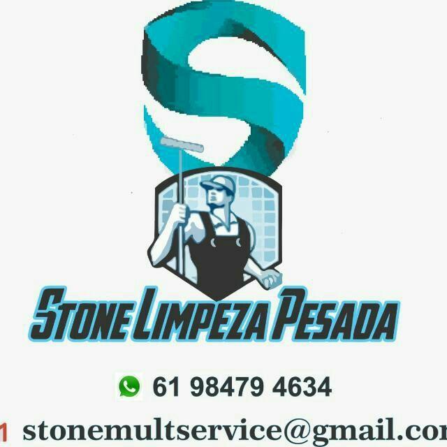 Stone limpeza pesada