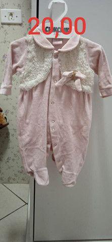 TorrrO roupa de bebe tm P - Foto 5