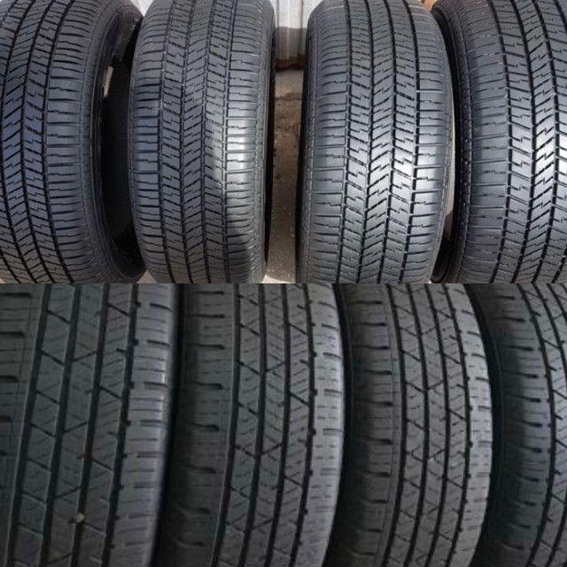 ?pneus semi novos 245/35-20 - Foto 12