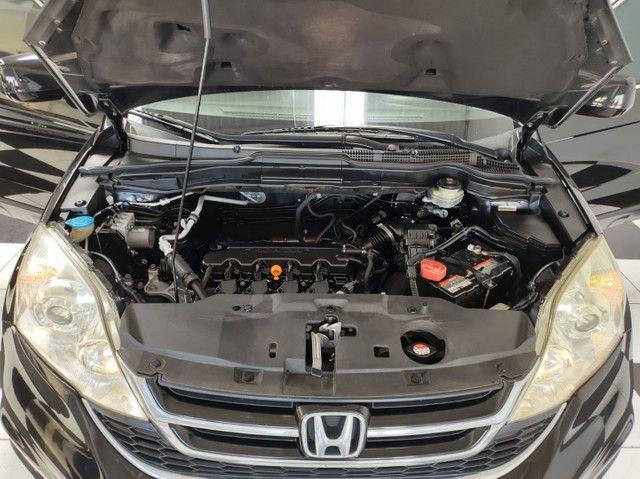 Honda crv, automático+ couro e teto solar - Foto 18