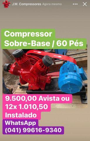 Compressor Wayne 60 Pés - Foto 3