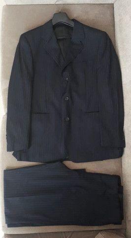 Terno Menswear Semi-novo  - Foto 3