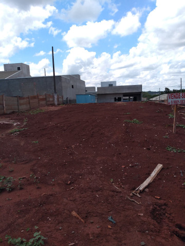 Vendo ou troco 1 terreno no  residencial Porto seguro em Mamborê - Foto 4