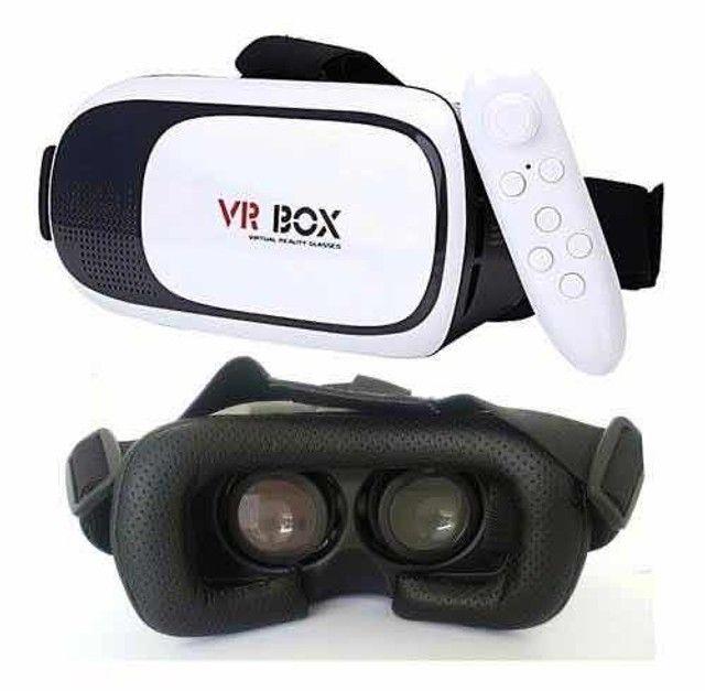Óculos de realidade virtual 3D VR Box para Smartphone! - Foto 3