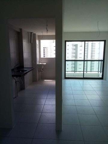 JS- Lindo apartamento de 2 quartos (58m²) - Edf. Green Life Boa Viagem - Foto 6